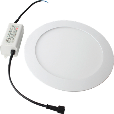 LCC Downlight Flat 16W, 1780lm, 4000K,